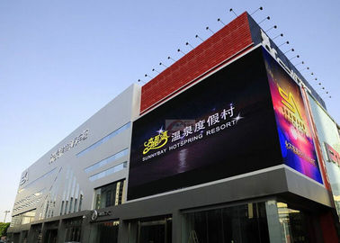 Cina P6 Outdoor Full Color Outdoor LED Display For Advertising Customized pemasok
