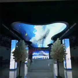 Cina IP65 Colorful Outdoor Rental Led Screen / 2.5mm Smd Led Display Small Spacing pemasok