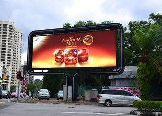 Cina Double Sided Rental Outdoor Led Display P10 Commercial Digital LED Sign Full Color pemasok