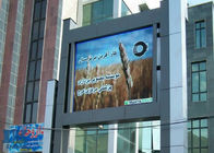 Cina P8 Big LED Video Display , Full color Outdoor Advertising LED Display Screen pabrik