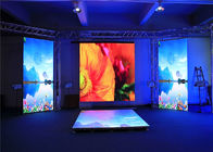 Cina Waterproof Small Pixel Pitch Led Screen Rentals Clear Video Effect For Picture Show pabrik