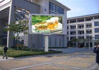High Definition Waterproof Led Video Panels 1/8 Scan Wide Viewing Angle