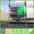 Cina 780w Outdoor Rental Led Screen 110-220V AC Die Casting Aluminium Smd 2727 P4.81 pabrik