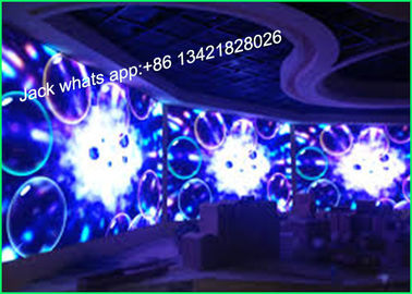 Cina Shining P6 Full Color Stage Rental Layar LED LED Video Wall untuk Tampilan Indoor Distributor