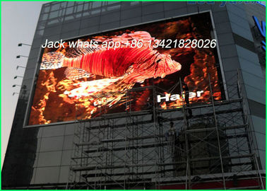 Cina High Definition P8 Stage LED Screen, Outdoor Large Led Screens Untuk Konser Distributor