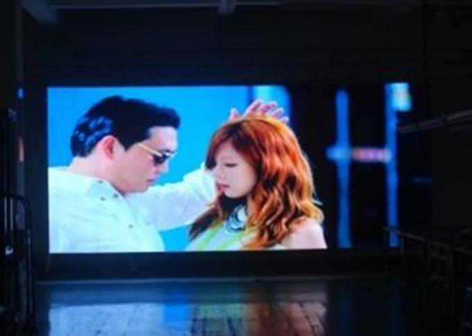 4Mm Iklan Indoor Rental Led Screen Long Life Span Super Clear Vision