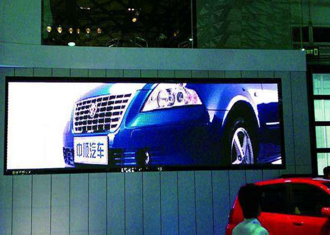 SMD High Definition Rental Led Displays , Slim Led Video Screen Rental Best Visualization